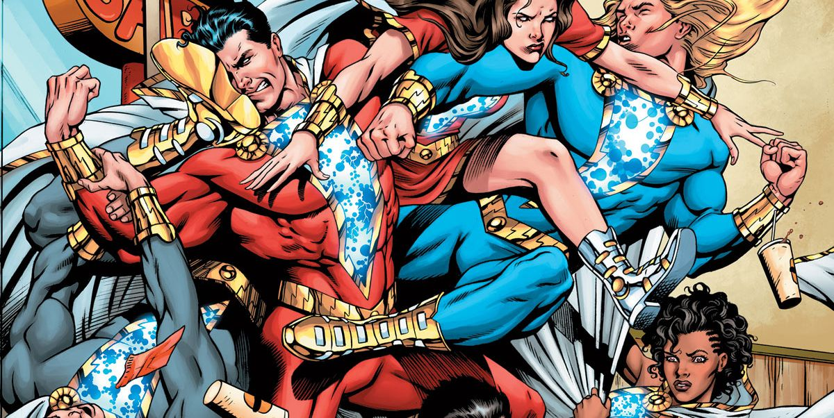 Shazam Is About to Get a New Family Member