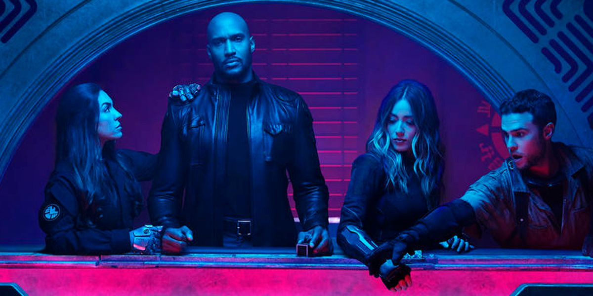 What Agents of SHIELD's Last Supper Image May Tell Us About Season 6