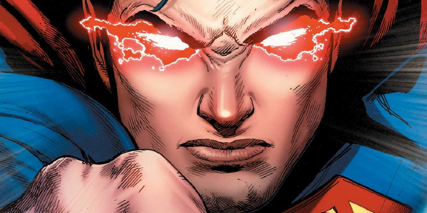 Superman Has Had Some Really Strange Vision Powers Over the Years