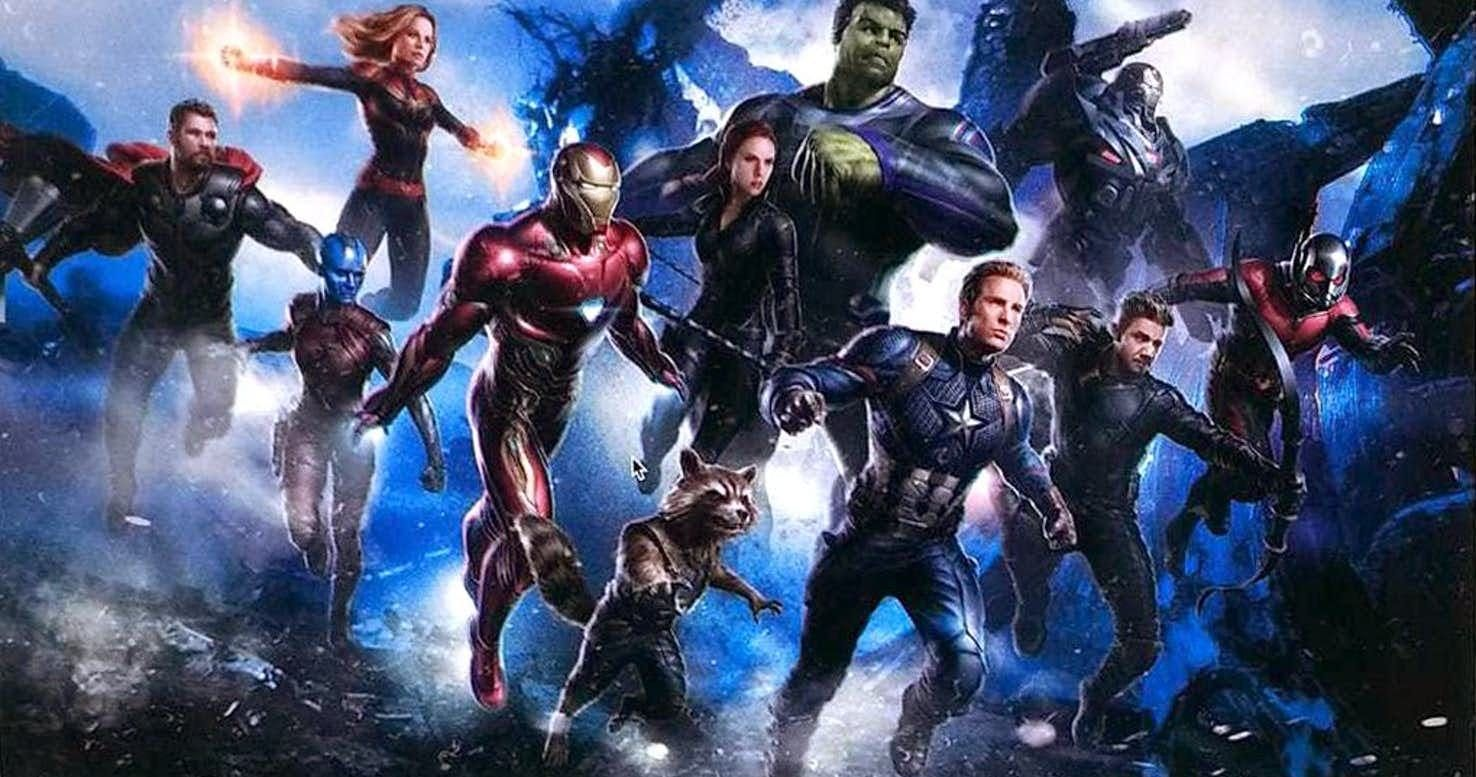 Hot Toys Recreates Endgame's Final Battle with Avengers Figures
