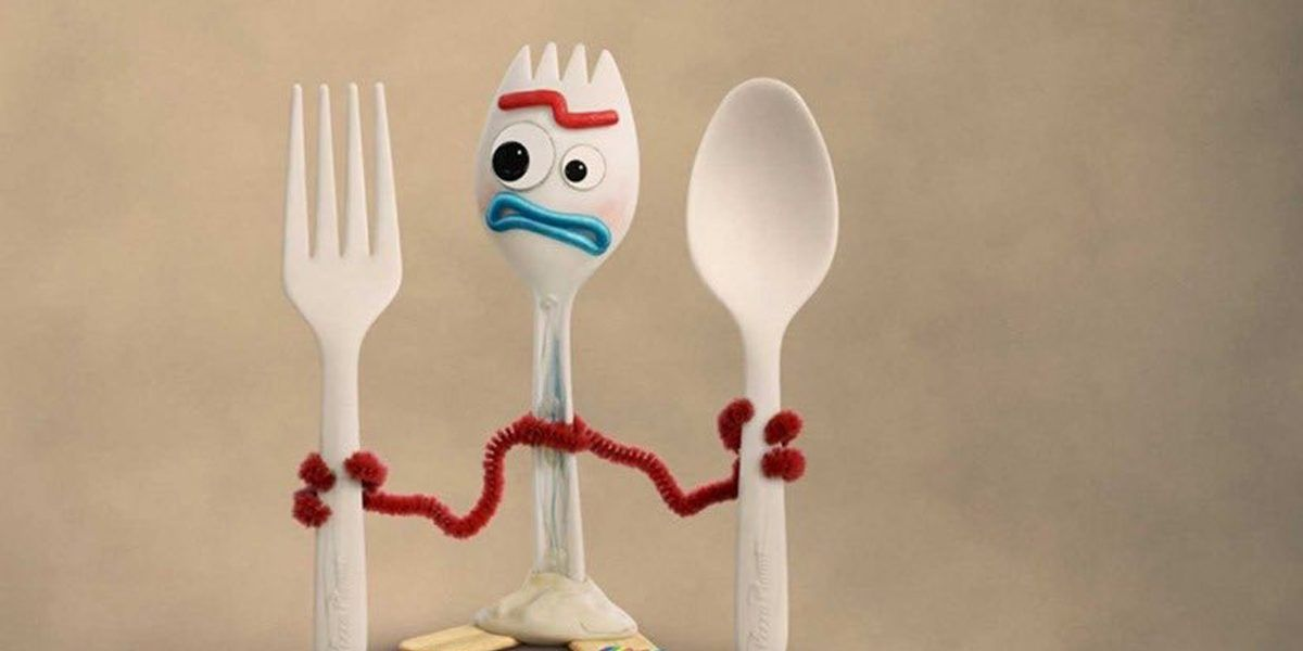 Toy Story 4 Promo Reveals The Origins of Forky