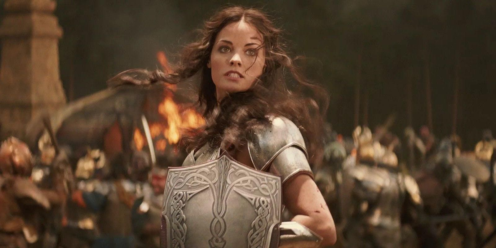 Marvel's Sif, Jaimie Alexander, Offers to Play Valkyrie's Queen in Thor 4