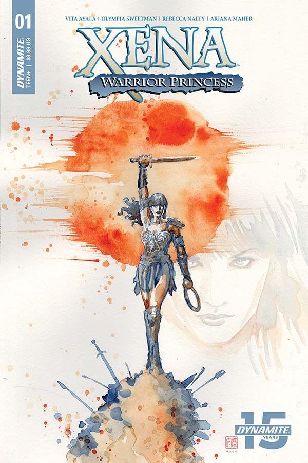 Xena: Warrior Princess (2019) #1