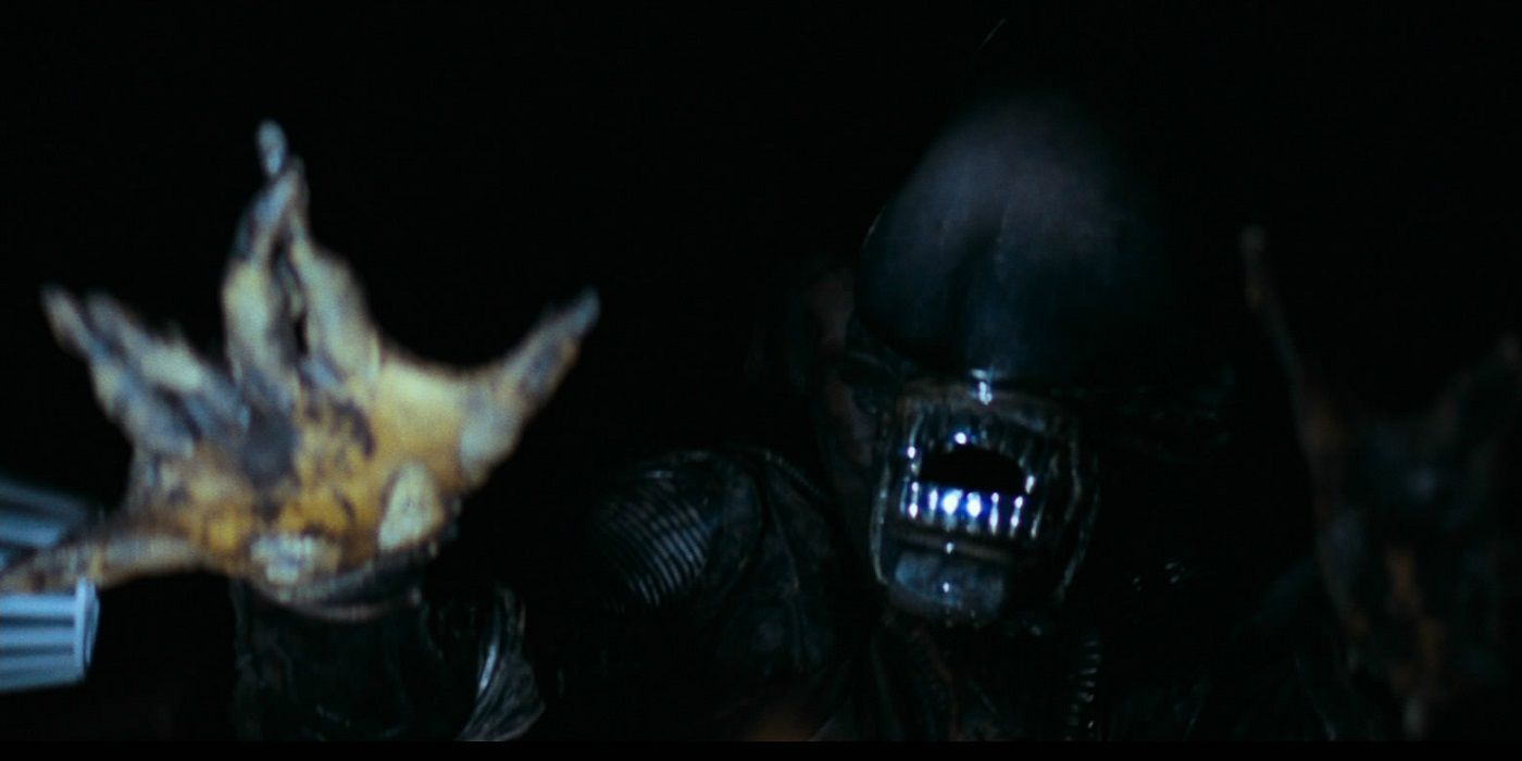 Did They Film a Scene at the End of Alien With a Stowaway Xenomorph Egg?