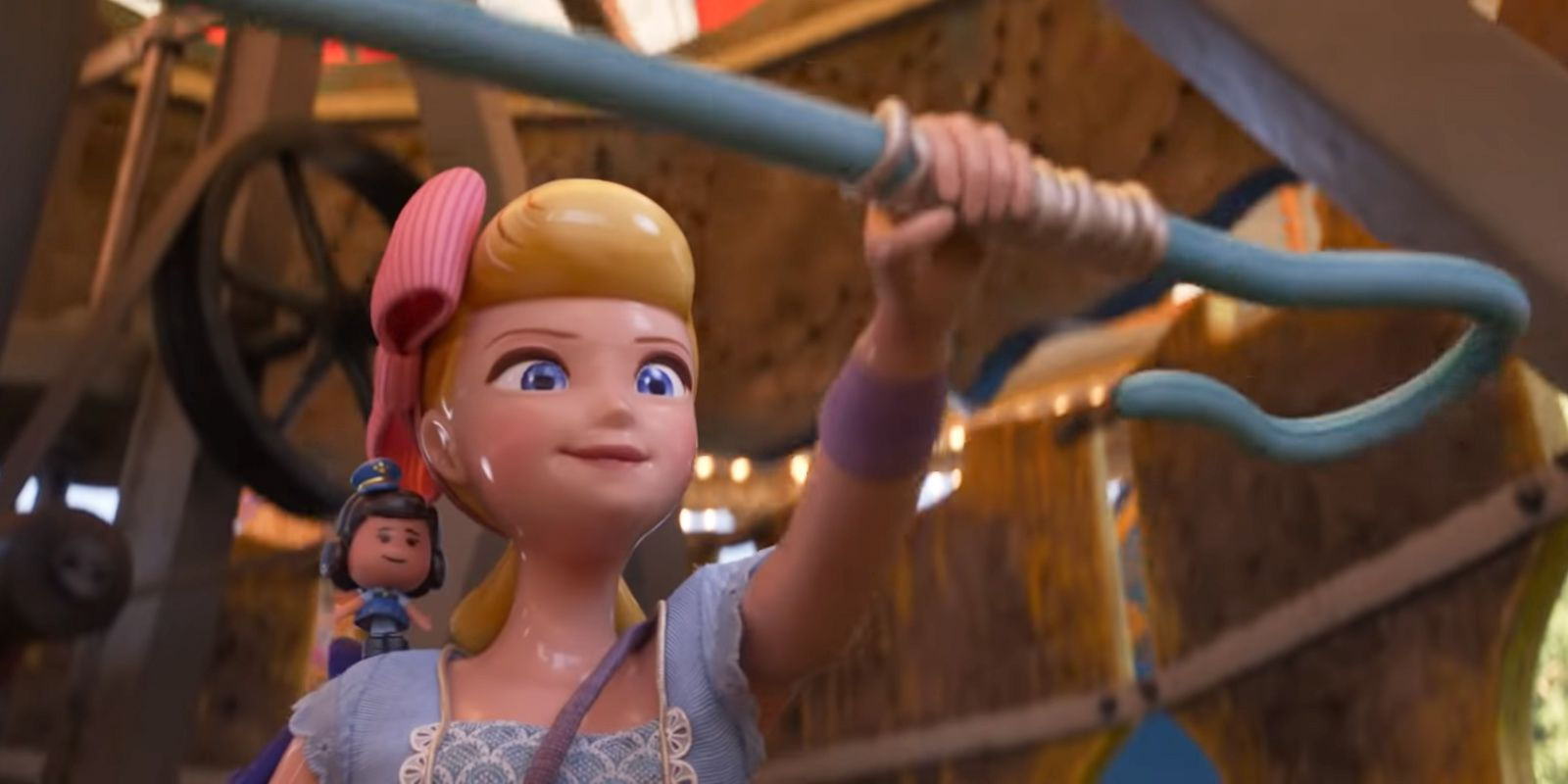 Toy Story 4: Bo Peep Hits the Road in New TV Spot
