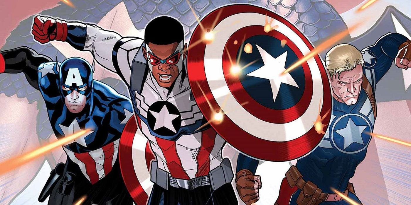 Captains America: Every Version Who Will (and Won't) Appear in the MCU