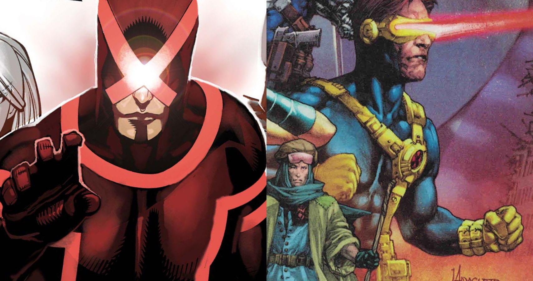 X-Men: The 10 Most Important Cyclops Stories   CBR