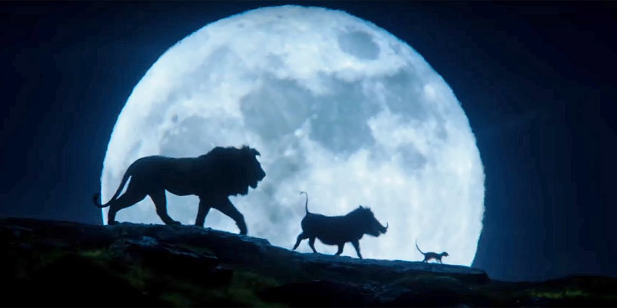 Lion King Live Action Trailer Delivers Iconic Moments From