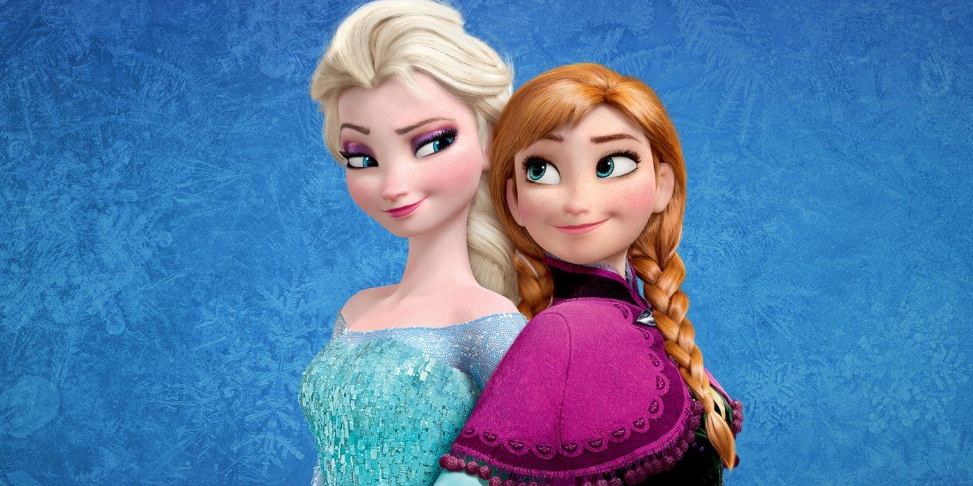 Anna and elsa videos