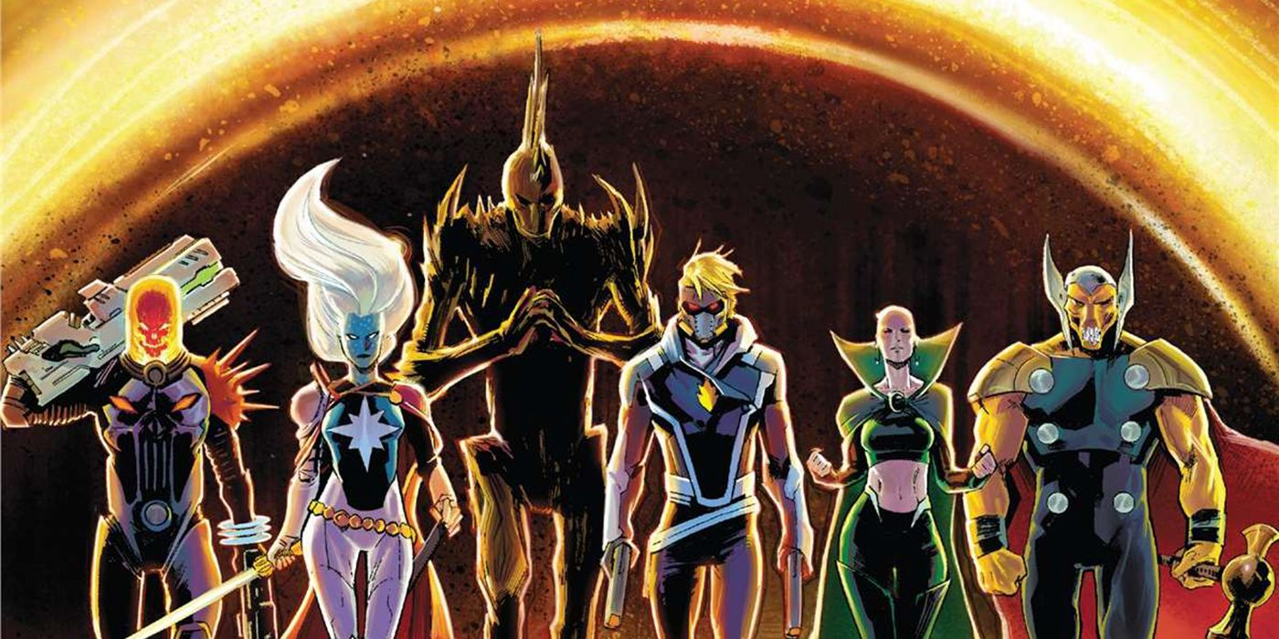 Guardians of the Galaxy Leaves a Marvel Hero on Death's Door - Again