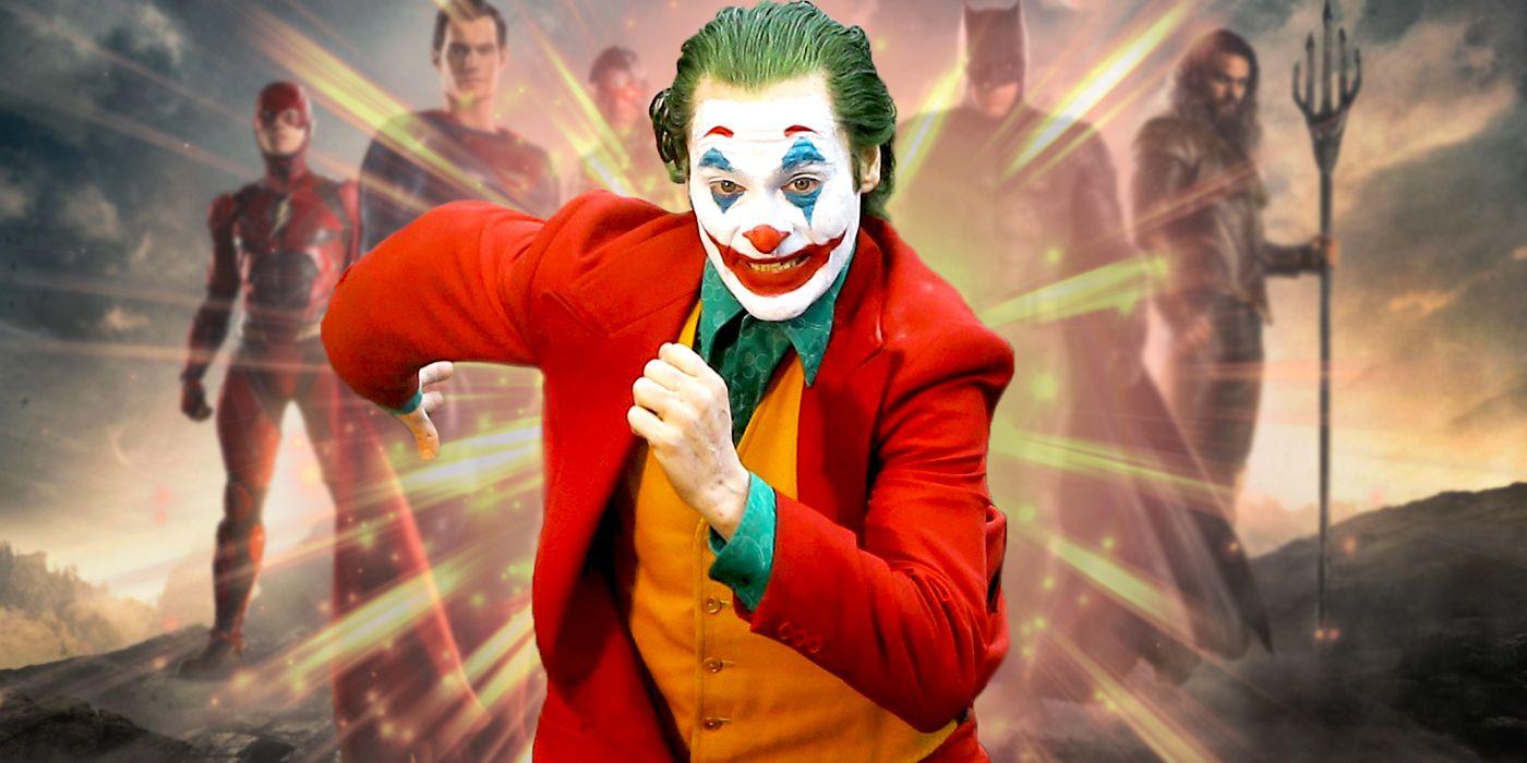 Joker May Solve the Warner Bros. DC Movie Problem