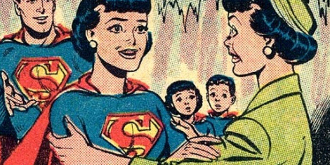 Lots of Lois Lane Lookalikes!