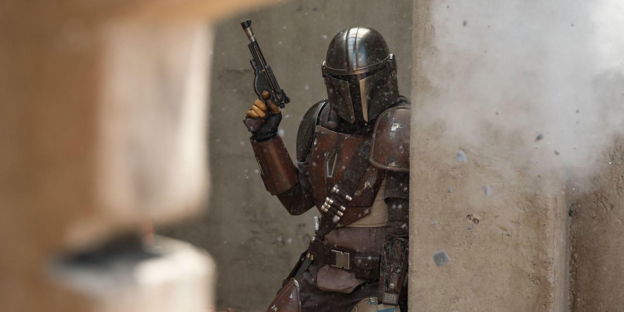 The Mandalorian: Favreau Confirms Star Wars Show's Release Schedule