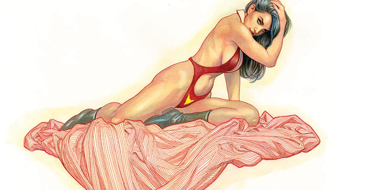 Christopher Priest Helming New Vampirella Series