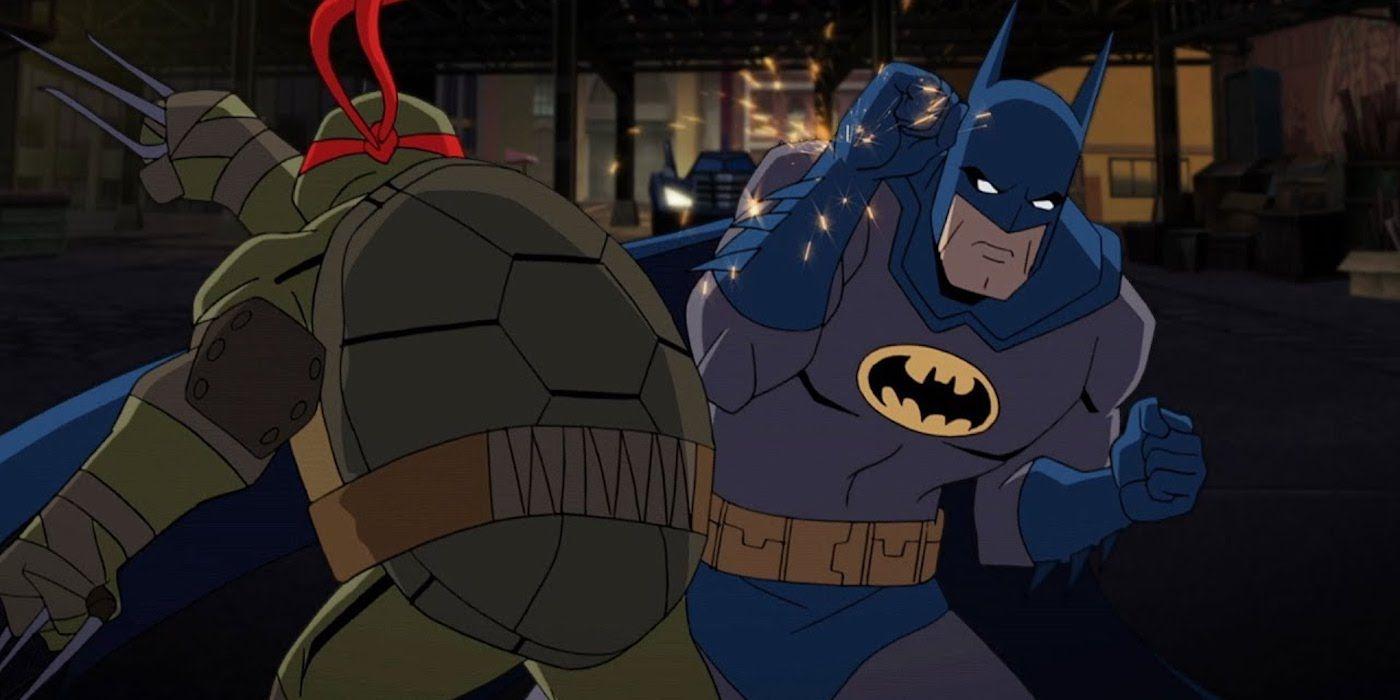 Batman vs Teenage Mutant Ninja Turtles' Biggest Changes From Comic to Film