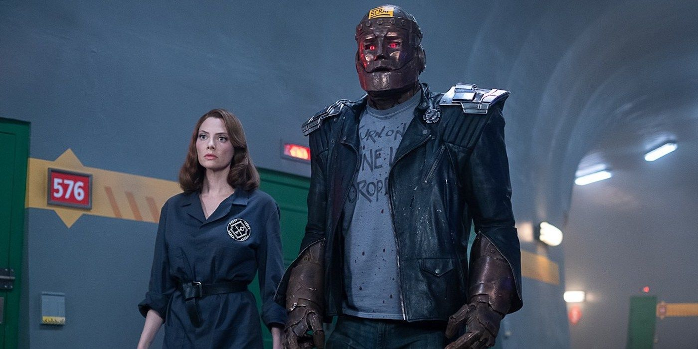 Doom Patrol Debuts Its Own Twisted Version Of Arkham Asylum Cbr