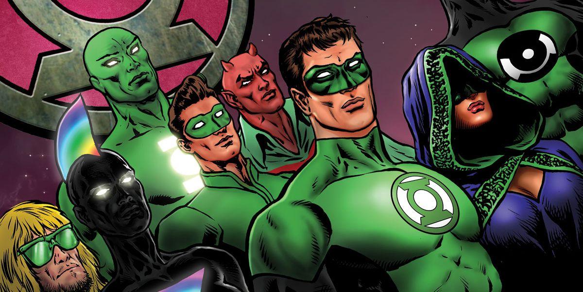 Hal Jordan Assembles a Multiversal Green Lantern Corps This Summer