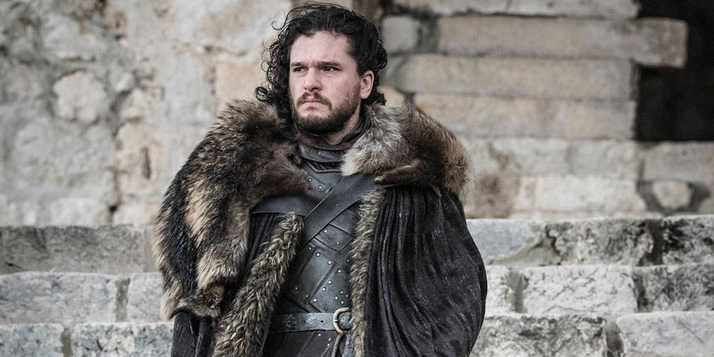 Game of Thrones: Kit Harington Approves of Jon Snow's End