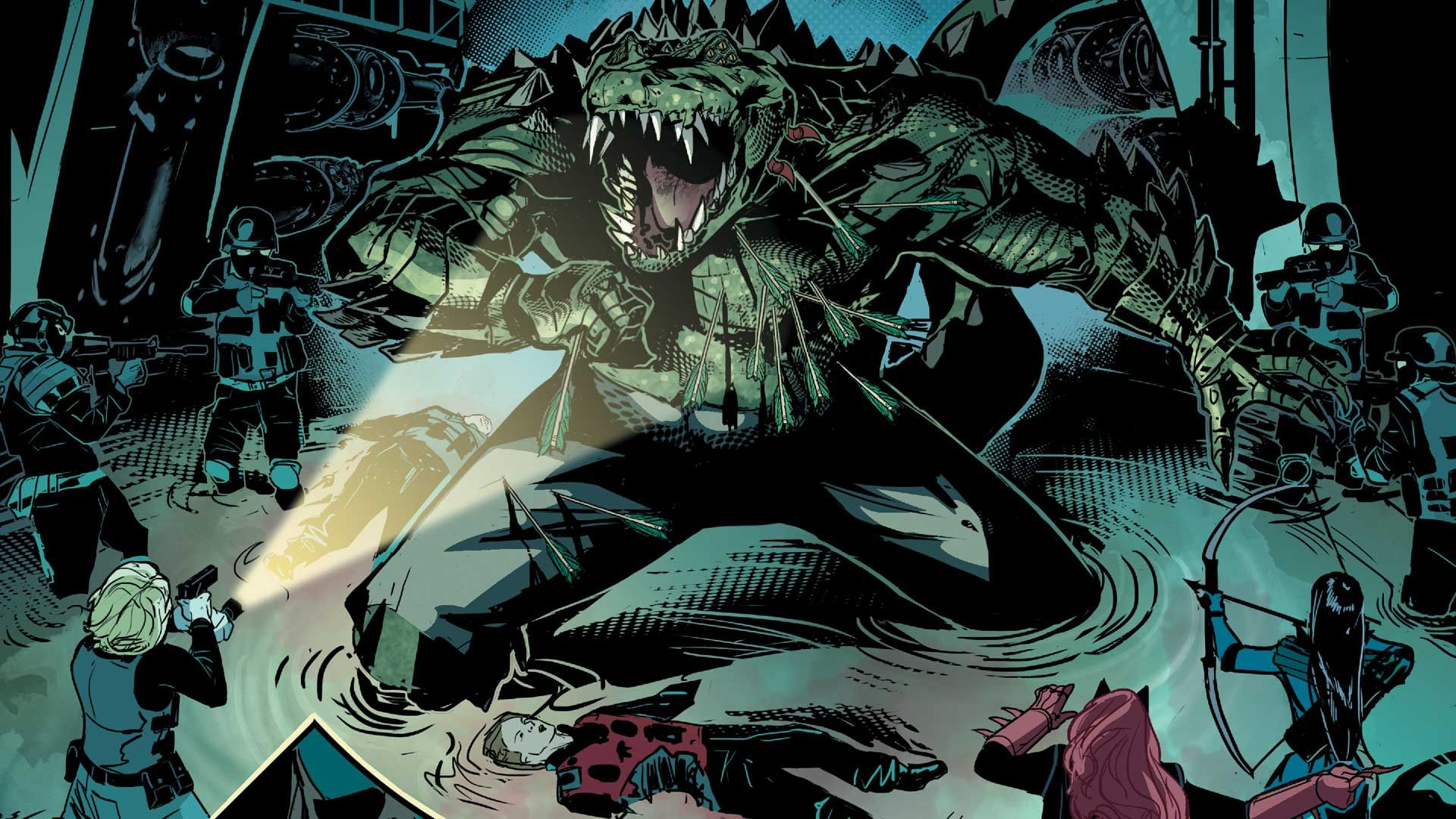 10 DC Villains We Want To See In The Swamp Thing TV Series   CBR