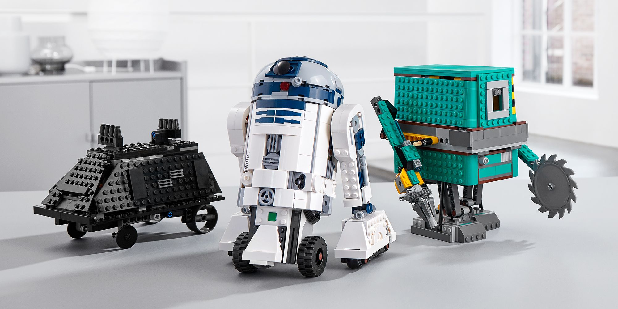 Lego announces boost droid commander set on star wars day cbr - Lego star wars base droide ...