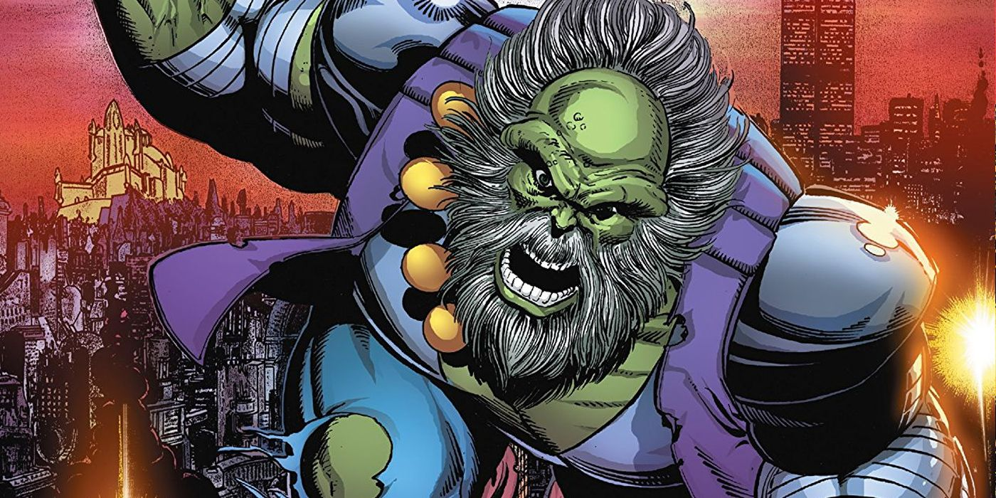 Endgame's Smart Hulk Makes Writer Peter David Want a Future Imperfect Movie
