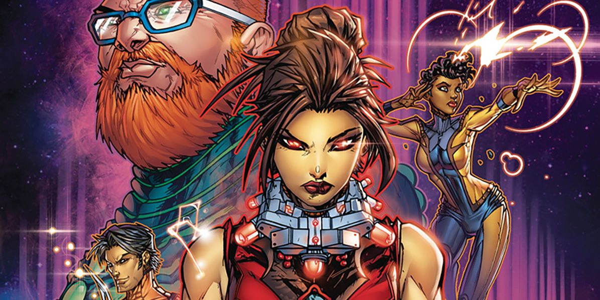 Psi-Lords Writer Fred Van Lente Discusses the Series' Diverse Cast