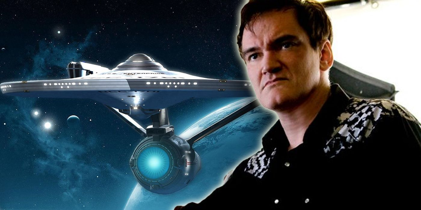 Quentin Tarantino Teases That Star Trek Could Be His Final Film