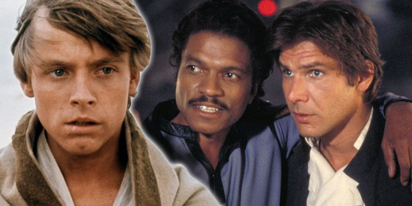 Original Star Wars Cast Reunites at Galaxy's Edge Opening | CBR