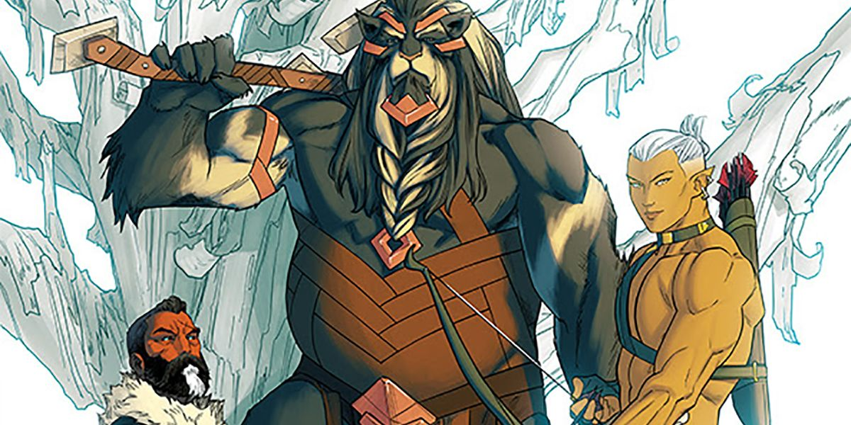 Zdarsky & Anka Team For Fantasy Miniseries at Image Comics