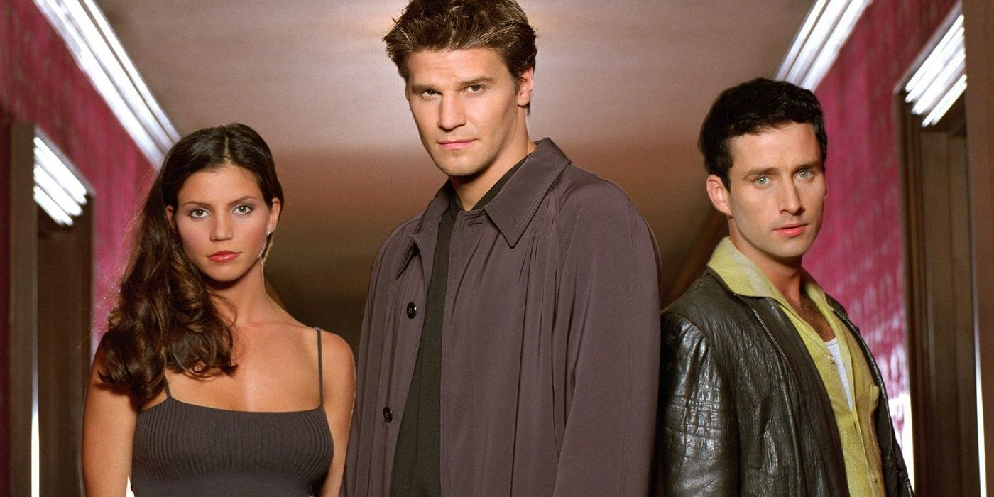 TV Legends: Was the Plan in Angel Season 1 Always to Kill Off Doyle?