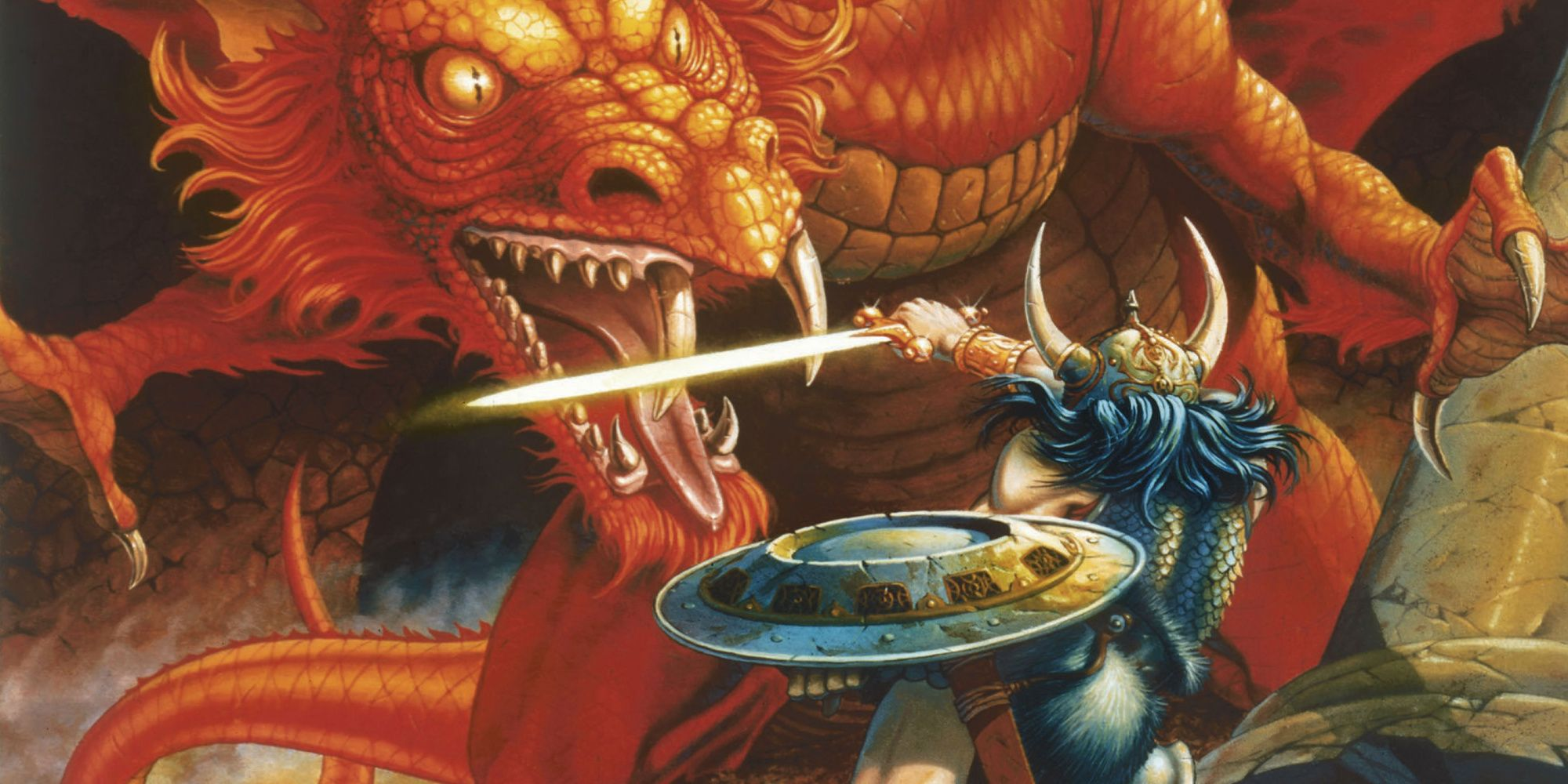 Now is the Time for a Dungeons & Dragons Television Series | CBR