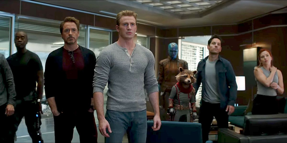 One of Avengers: Endgame's Most Emotional Scenes was Improvised