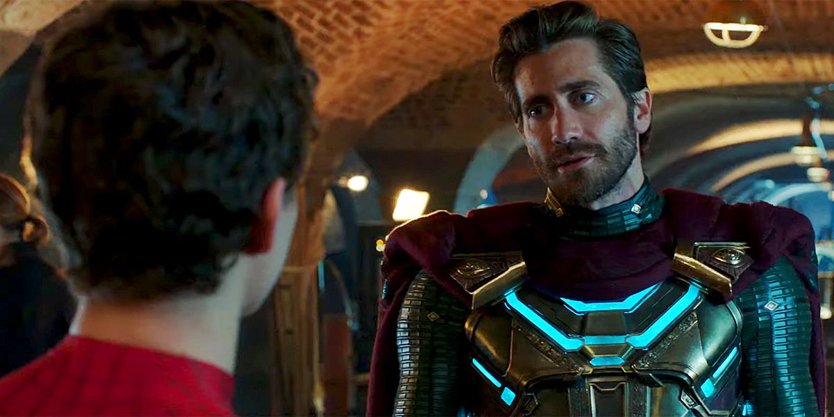 Spider-Man: Far From Home Clip Explains the Multiverse