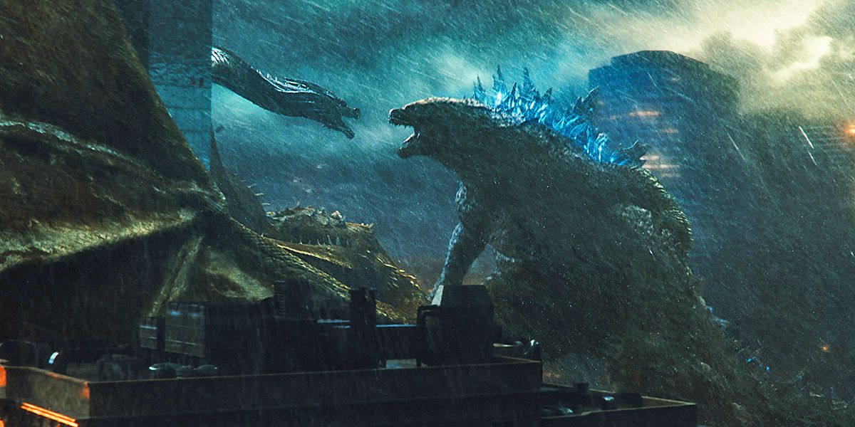 Godzilla: King of the Monsters' MoCap Actors Are IRL 'Kaiju Brothers'