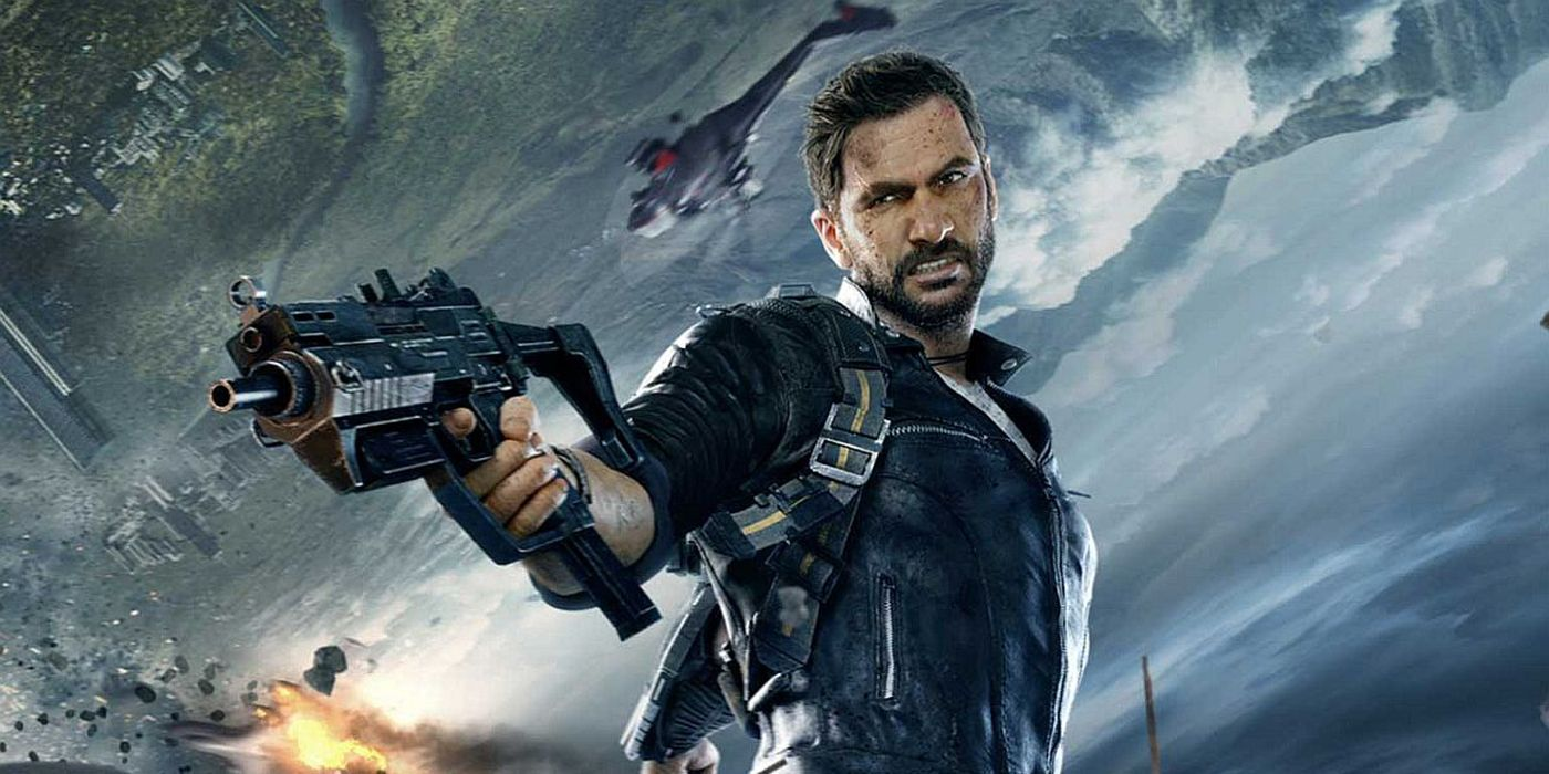 John Wick Creator to Write Just Cause Movie