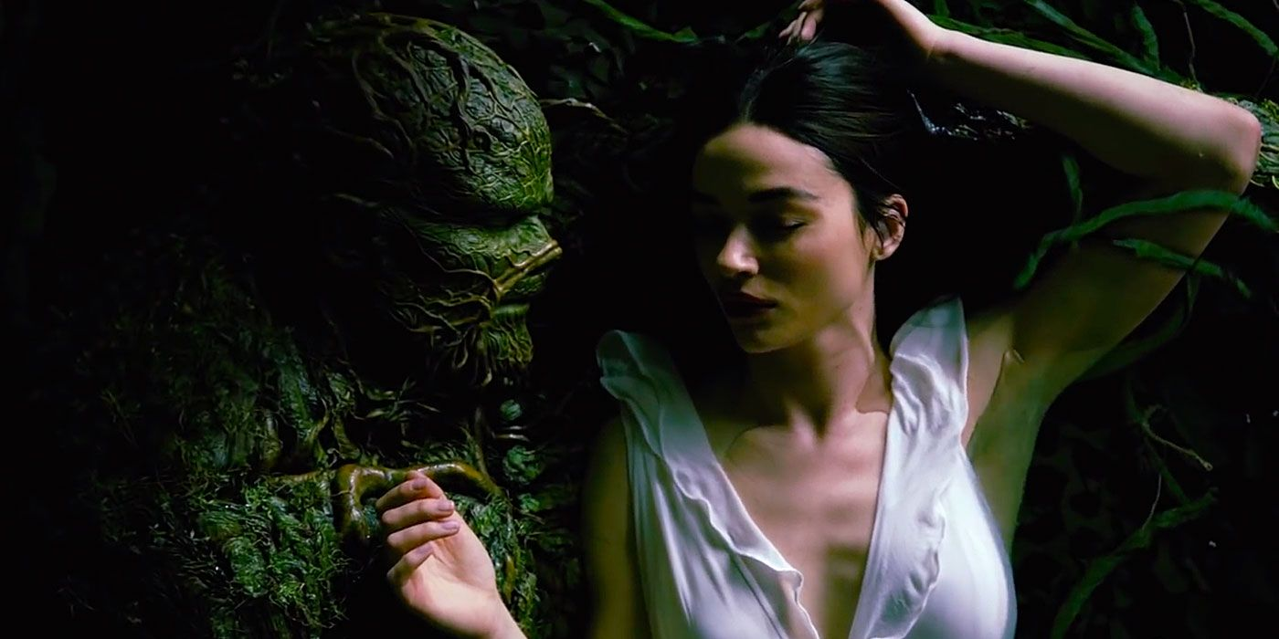 Swamp Thing: Alec Holland Makes a Dark Discovery in Intense Trailer