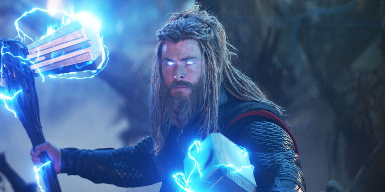 Hemsworth's Fat Thor Belts Out Johnny Cash Song in Endgame Video