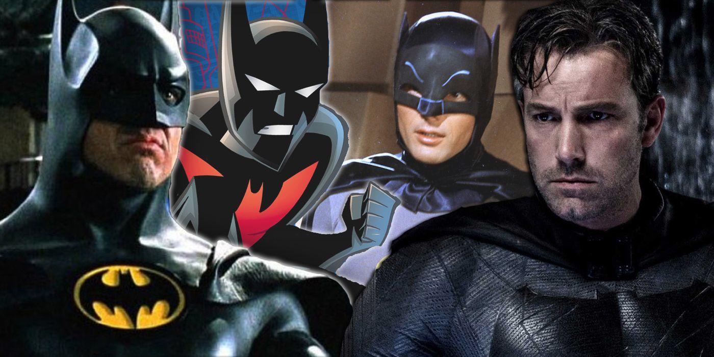 A Spider-Verse Style Batman Movie Could Bridge Generations | CBR