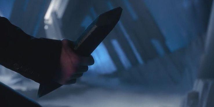 Black Kryptonite from Smallville - Los 10 tipos más mortales de kryptonita