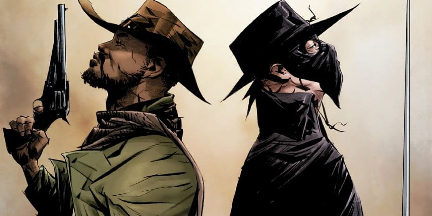 REPORT: Quentin Tarantino, Jerod Carmichael Developing 'Django/Zorro' Film