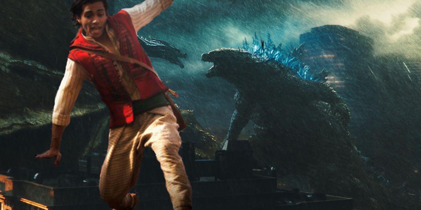 Godzilla: King of the Monsters Will Stomp Aladdin at Box Office