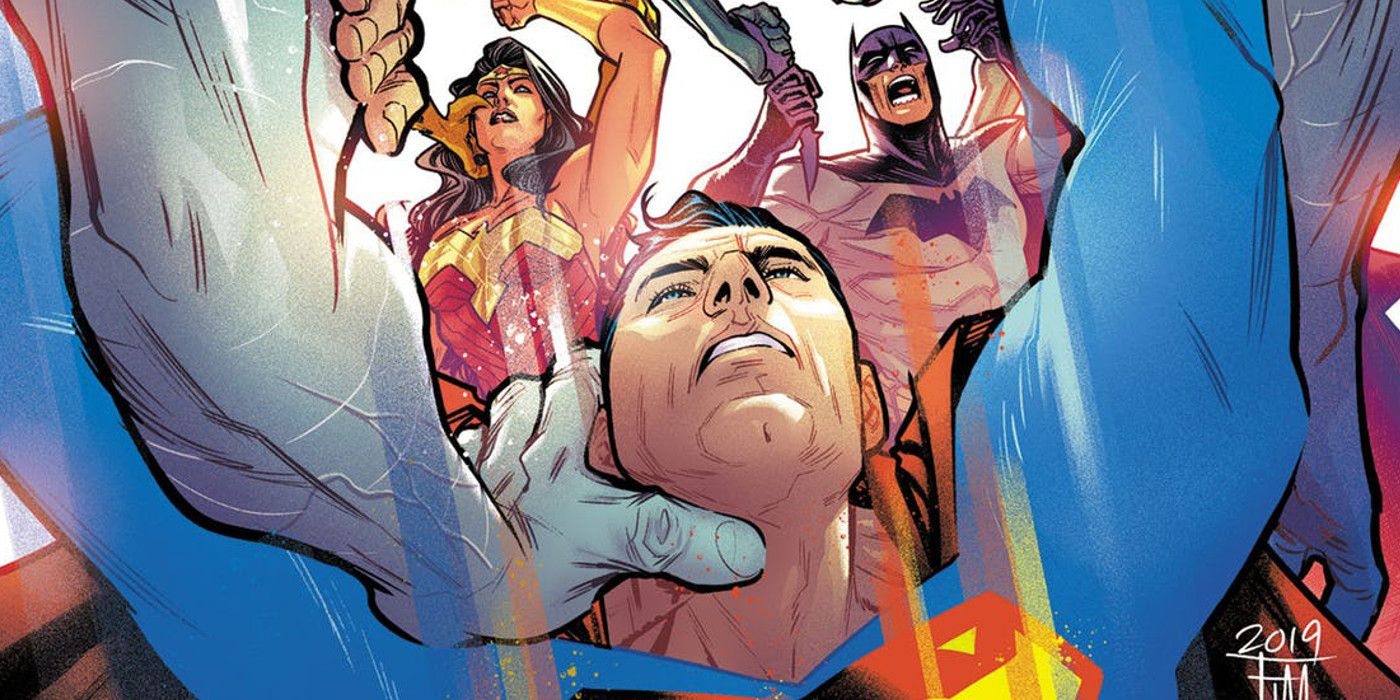 INTERVIEW: How Scott Snyder Is Preparing The Justice League for War