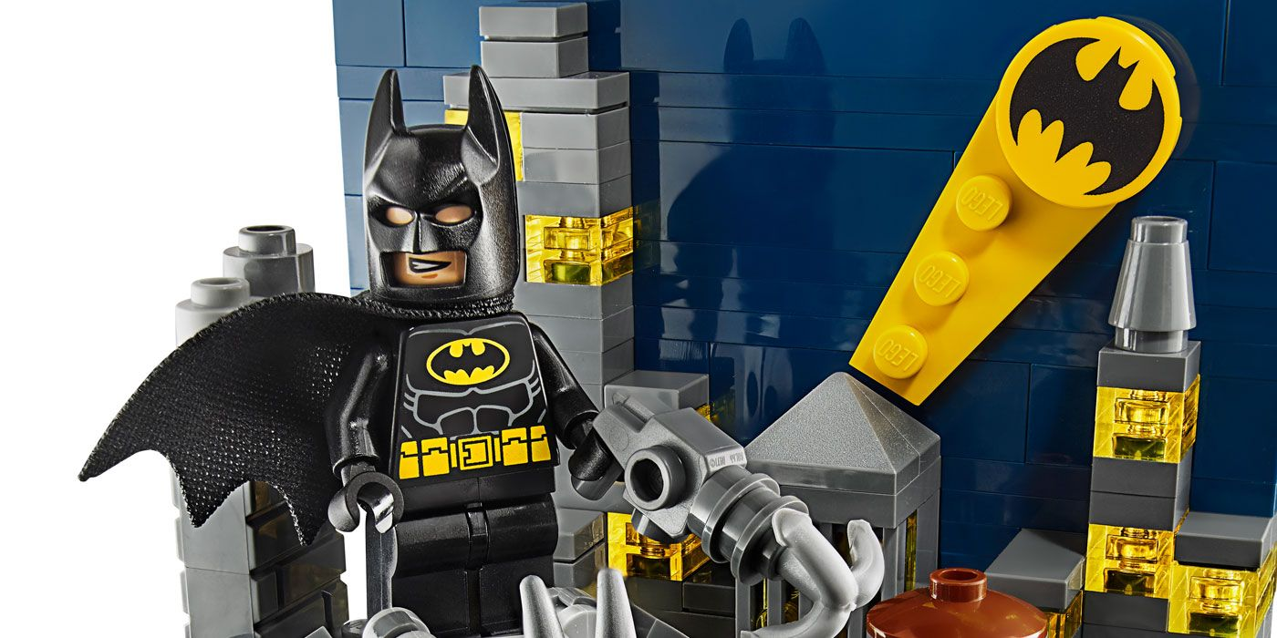 Lego batman 3 the big grapple characters