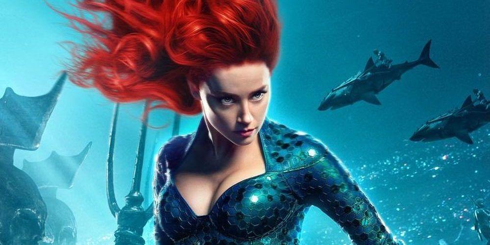 Aquaman's Amber Heard Defends Posting Nude Photo on Social Media