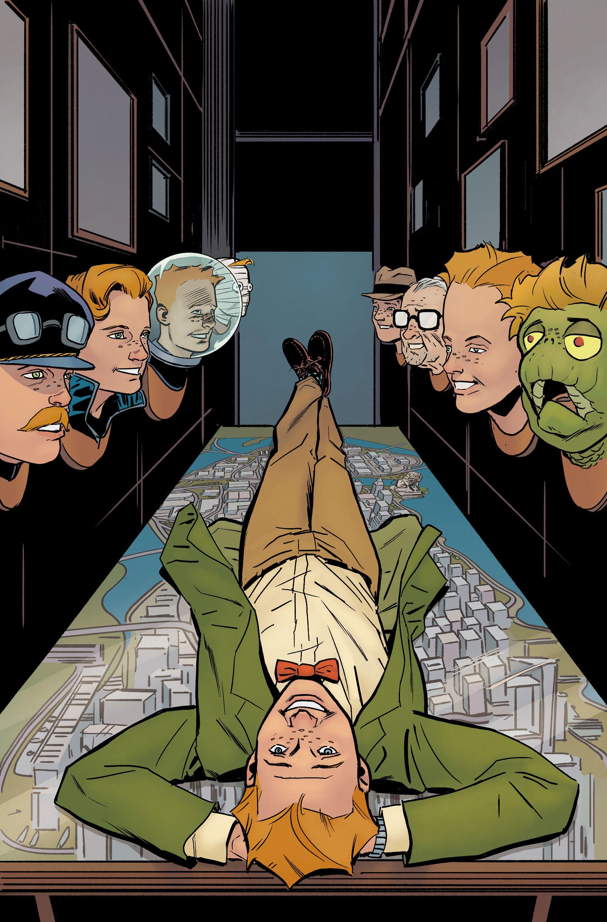 Superman's Pal, Jimmy Olsen #1 a Brilliant Piece of Comedic Fiction