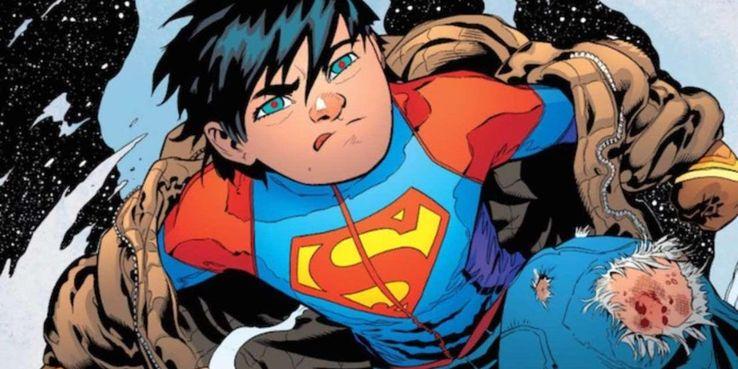 SuperboyJonathon - Los diez miembros más poderosos de la familia Superman