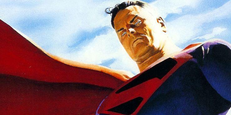 Superman Kingdom Come - Las diez versiones más poderosas del multiverso de Superman