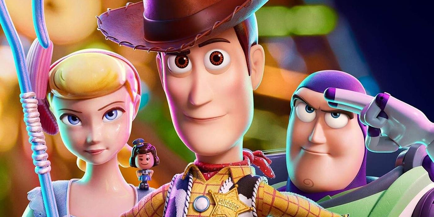 Toy Story 4 Perfectly Caps Off Woody & Buzz Lightyear's Friendship