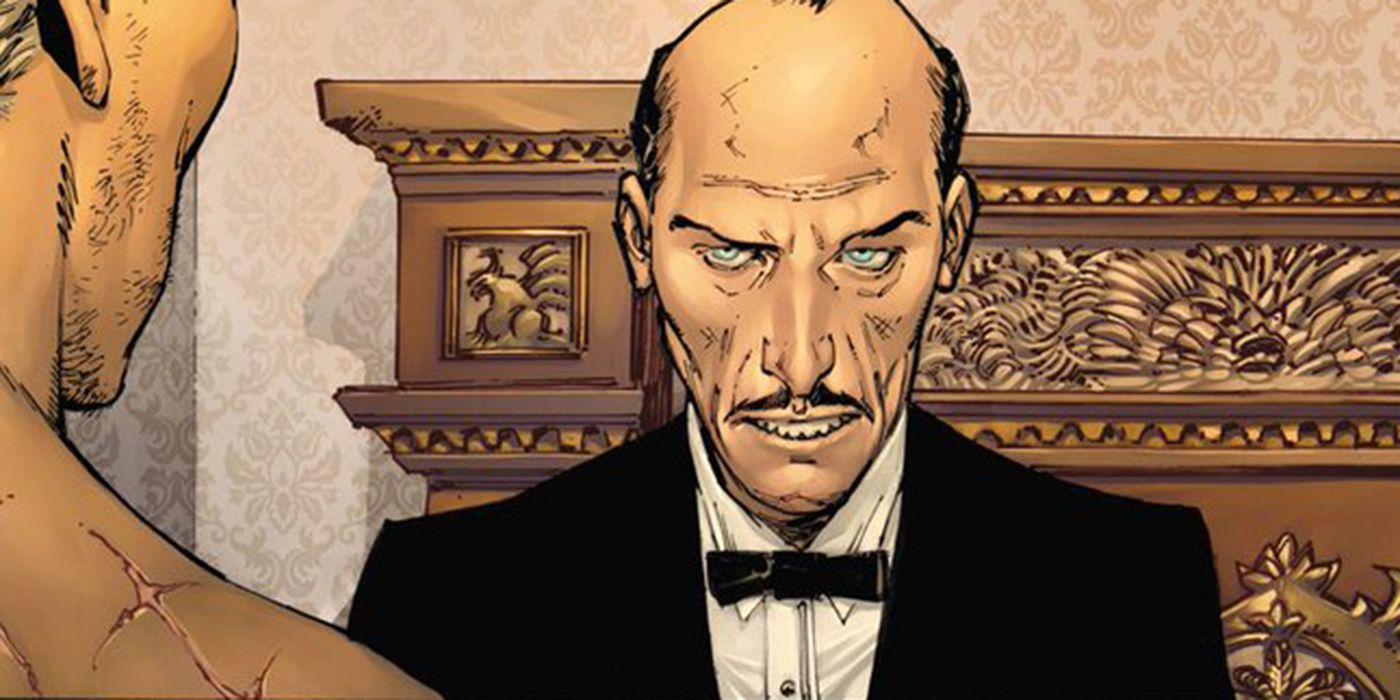 Batman's Butler Reveals His Worst Fear - snd It's Really, REALLY Weird