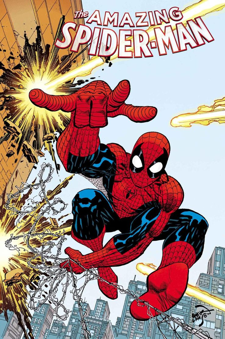Every Marvel Comic and Graphic Novel Arriving in September 2019